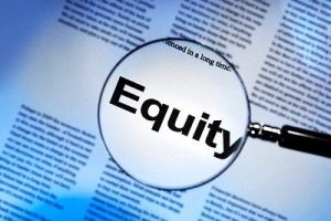 Understanding and identifying company equity. Find out the three parts to company equity and how to break them down into your total net income for the year.