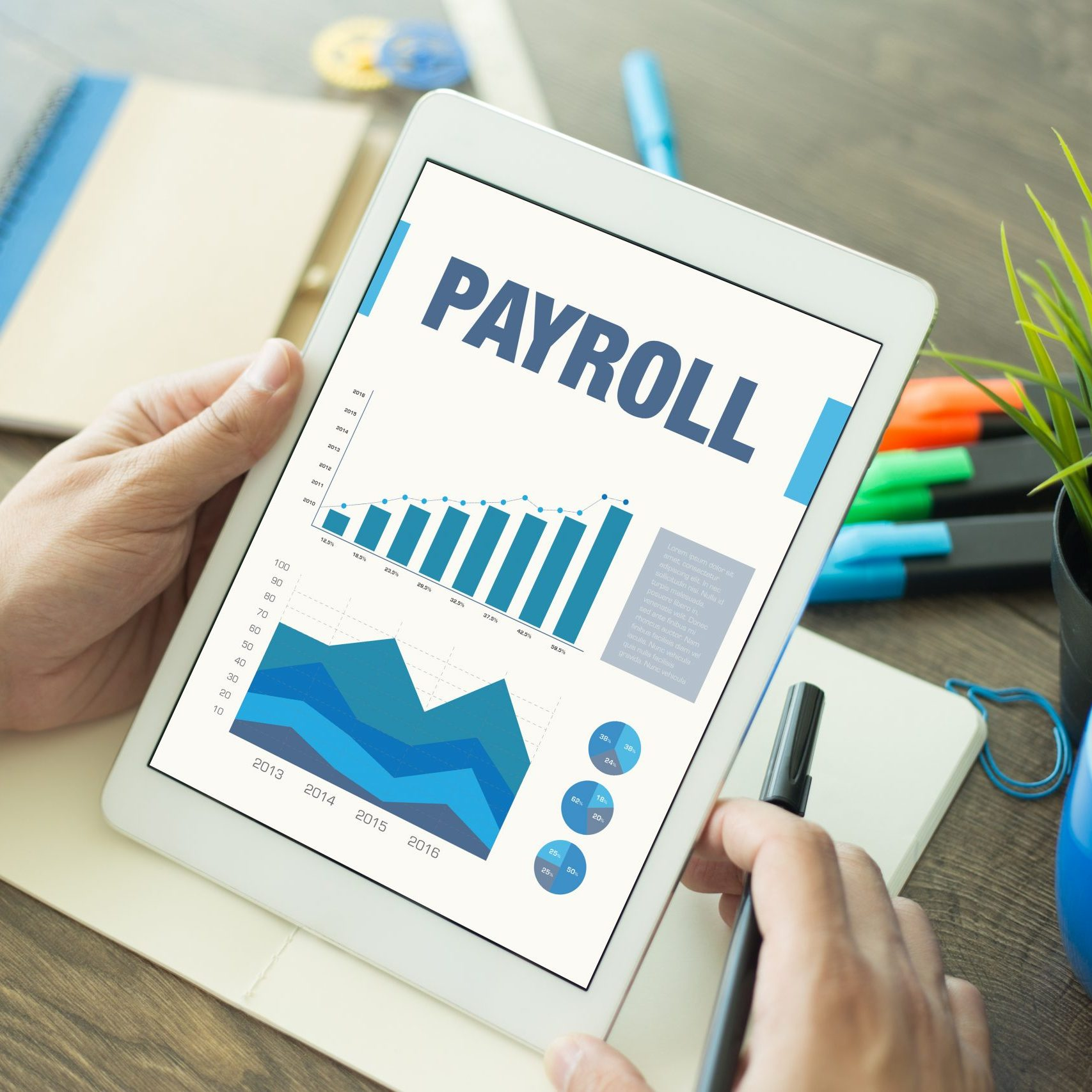 Payroll and Human Resources Business Management