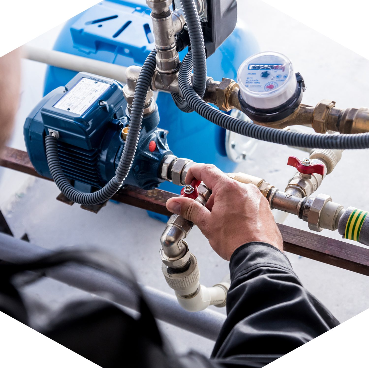 Accounting for Plumbing Company